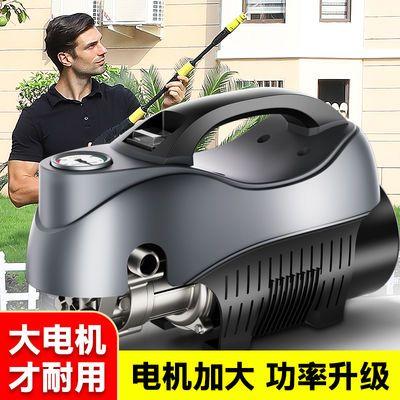 高压洗车机家用220v洗车神器洗车泵水泵高压清洗机洗车水枪刷车泵