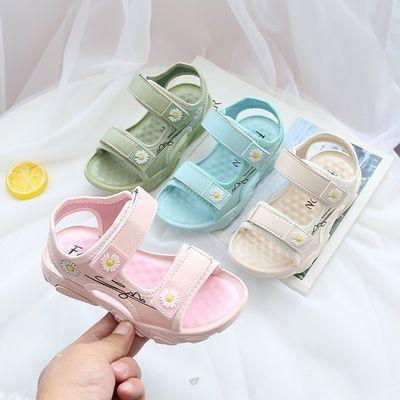 儿童凉鞋女夏季新款男童防滑软底沙滩鞋中大童小学生时尚休闲童鞋