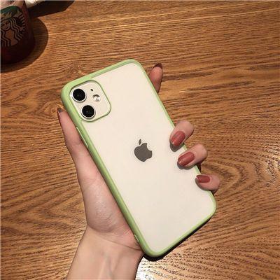 苹果x手机壳男女11promax超薄xr/xsmax透明磨砂6s全包7/8plus软壳