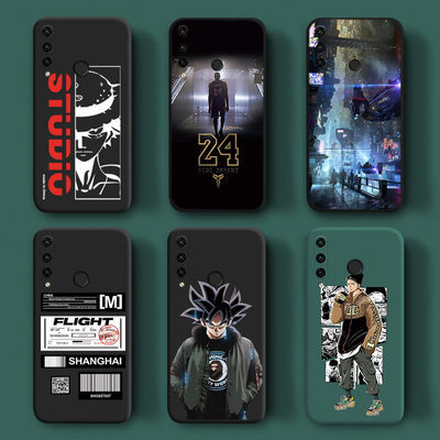 华为nova4手机壳男nova2s液态硅胶nova2plus镜头全包4e科比保护套