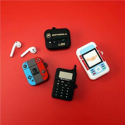 大哥大Airpods耳机套诺基亚国产i11无线蓝牙保护套i9s耳机i12软壳