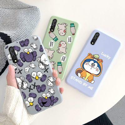 vivoiqooneo手机壳iqooneo855超薄卡通硅胶软壳v1914a保护套男女