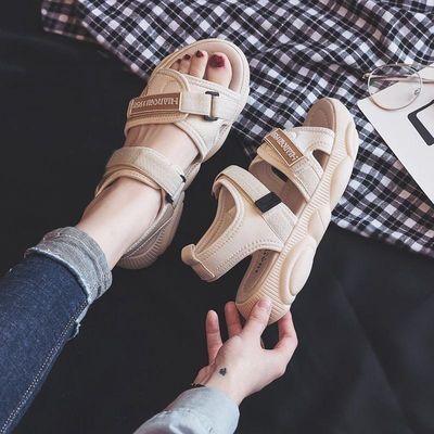 儿童中大童休闲凉鞋2020新款学生鞋子女童韩版凉鞋初中生女孩凉鞋