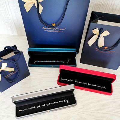 生日礼物女创意手链礼盒学生韩版闺蜜情侣个性脚链潮抖音网红饰品