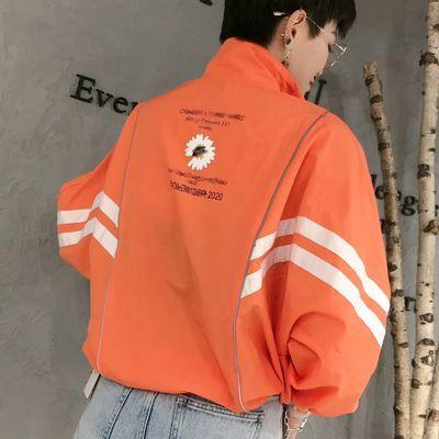 66993/防晒衣女长袖超薄外套潮2020夏新款韩版宽松洋气百搭防晒衫小雏菊