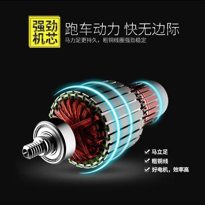 热卖车载充气泵双缸小车用打气泵汽车轮胎12V充气机轿车大功率打