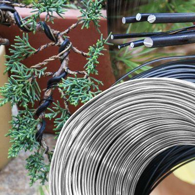 盆景造型专用 铝丝 铝条 园艺盆景用品 定型盆景整形 铝线DIY扎丝