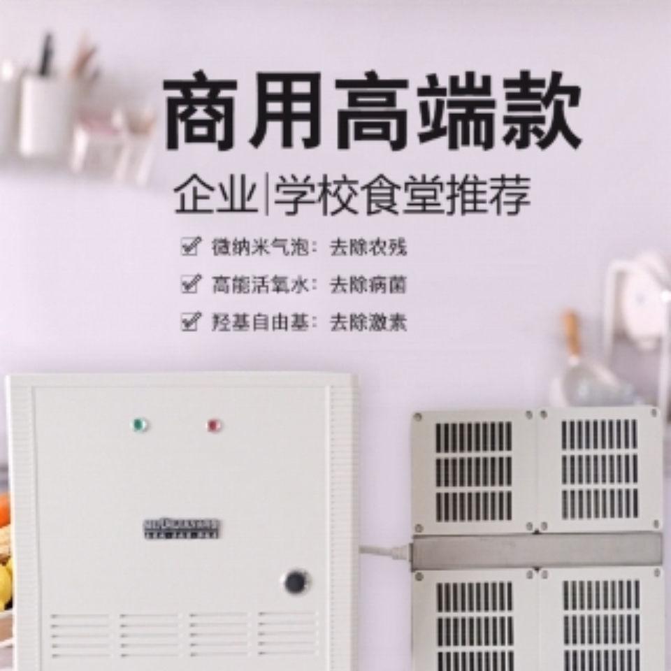 洗菜神器食得健食品净化消毒机,洗菜机消毒机净化机(定制)