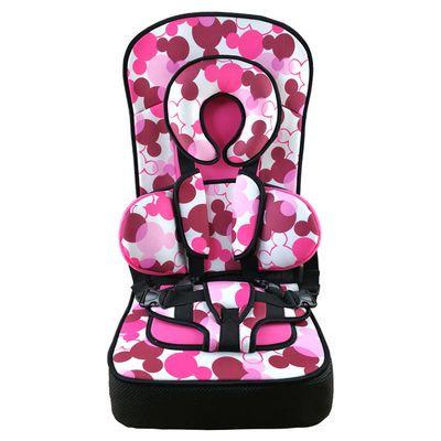 简易儿童安全座椅汽车用婴儿宝宝小孩安全带便携式车载坐垫0-12岁