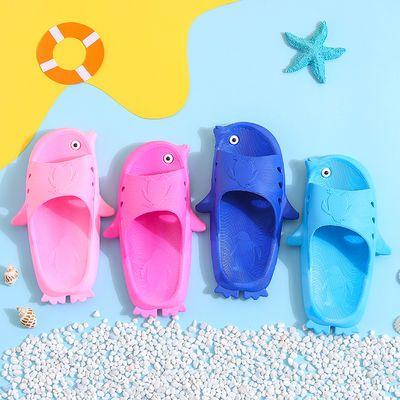 儿童凉拖鞋夏季男童可爱小孩宝宝浴室内女童软底防滑居家亲子拖鞋