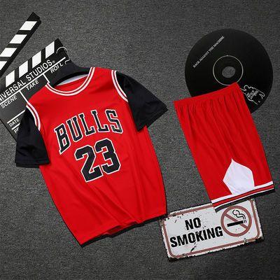 NBA篮球服套装学生男女运动服短袖两件套凯尔特人11号球衣训练服