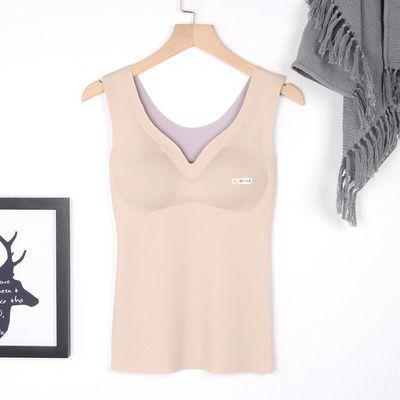 free bra日本无痕无钢圈睡眠长款打底背心式内衣女运动无痕文胸罩