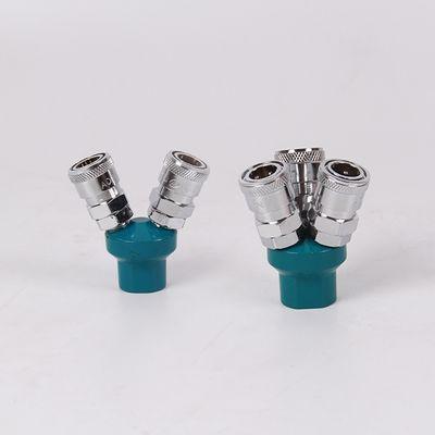 气动接头三叉二叉口接头气管三通二通快速接头工具气动配件