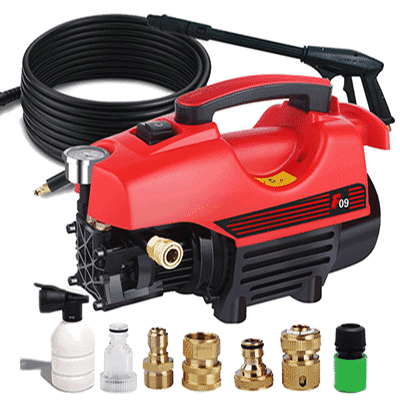 全自动自吸高压洗车机220v家用清洗机洗车神器水泵水枪便携自吸