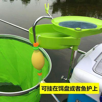钓鱼吸水器取水器洗手按压式抽水器渔具钓鱼用品小配件垂钓装备