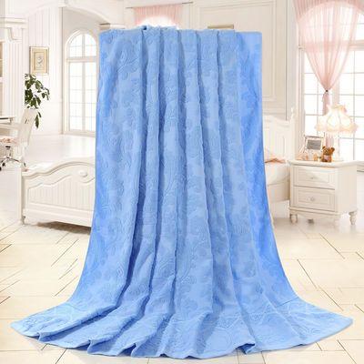 【纯棉毛巾被】毛巾被纯棉经典毛圈双人加厚毛巾毯夏季空调被子
