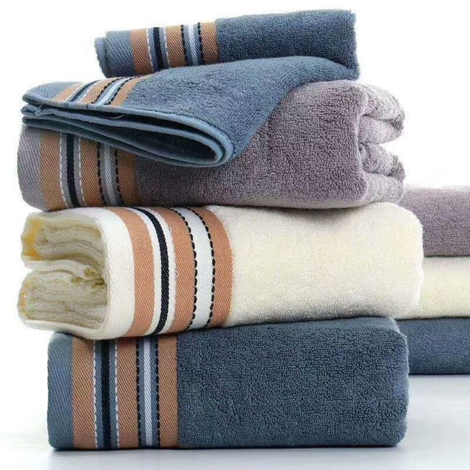 纯棉毛巾吸水柔软不掉毛不掉色成人洗脸毛巾帕子学生毛巾