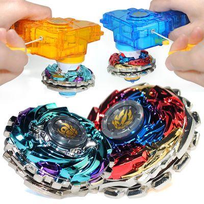 劲爆战士梦境之战魔幻赛尔号陀螺双层爆裂陀螺引擎发射儿童玩具
