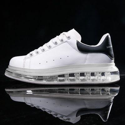 买一送二-运动鞋男鞋韩版篮球鞋女跑步鞋透气增高鞋麦昆小白鞋潮