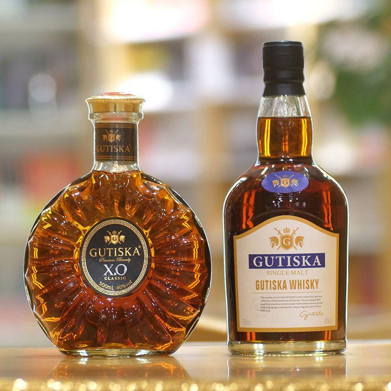 正品洋酒组合威士忌XO白兰地古蒂斯卡鸡尾酒伏特加香槟酒水多规格