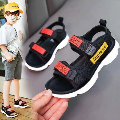 男童女童凉鞋2020新款小学生中大童儿童韩版鞋防滑耐磨男孩学生鞋