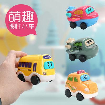 儿童玩具车模型宝宝惯性小汽车工程车婴儿飞机玩具男孩1-3岁益智