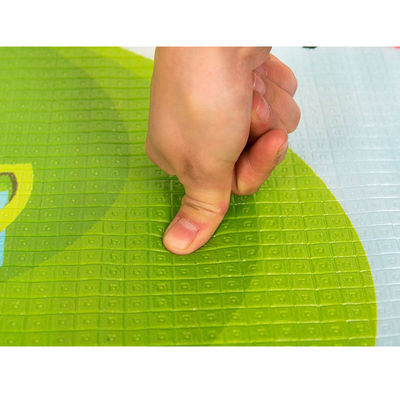 宝宝爬行垫加厚爬爬垫双面婴儿环保泡沫防潮家用地垫超大号游戏毯
