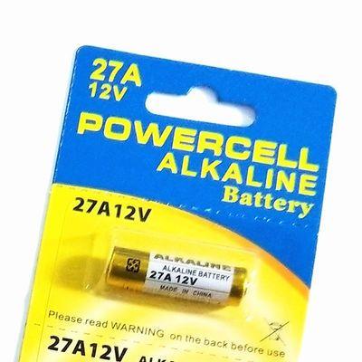 27A12V电池 库卷闸卷帘门a27s l828摩托汽车遥控器12V27A小电池