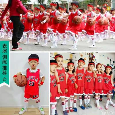 宝宝篮球服少儿篮球服男女儿童篮球服套装幼儿篮球服球衣团购定制
