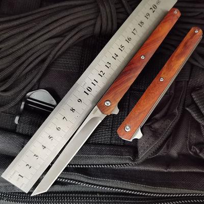 M390小神笔小刀折叠刀随身携带刀具学生美工刀水果削皮刀家用迷你