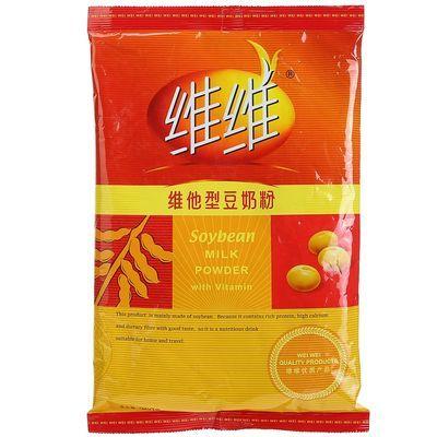 草泥马维维豆奶粉760g维他型豆奶粉营养早餐豆浆速溶袋装豆奶360g