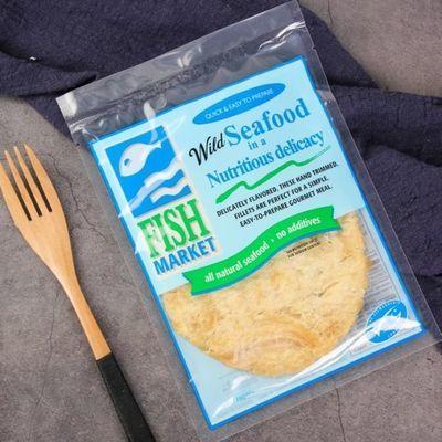丹东烤鱼片出口级碳烤鱼片手撕开袋即食干烤鱼干海鲜零食特产
