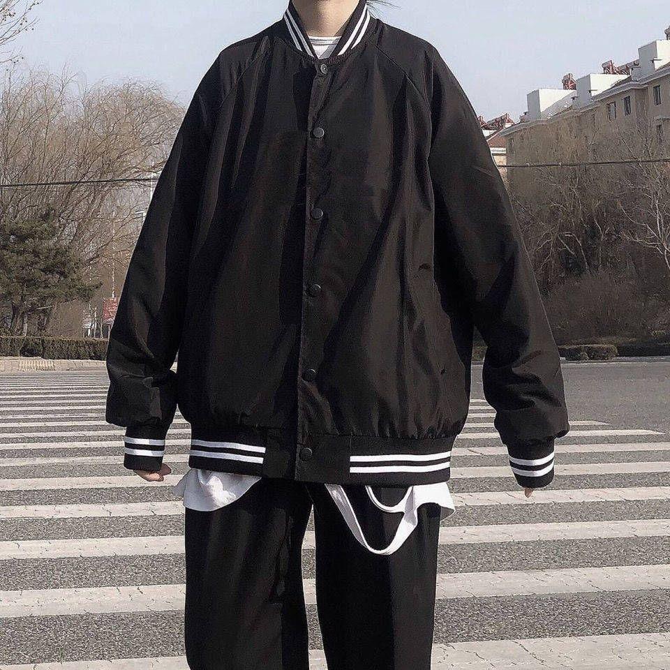 夏季宽松薄款外套男女生防晒休闲运动服韩版