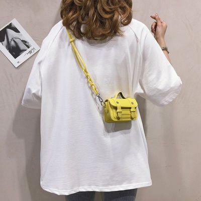 ins网红迷你小包包女2020新款泰国剑桥包时尚流行百搭单肩斜挎包