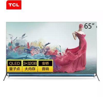 TCL 65Q10 65 QLED���ӵ�3+32GB���ڴ� �����ǻ���AI�˹����ܽ���
