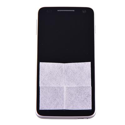 手机贴膜专用清洁纸擦拭布干湿酒精包屏幕VR眼镜擦拭纸钢化膜配件