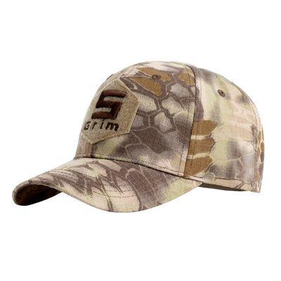 户外军迷棒球帽男女特种兵帽子蟒纹迷彩帽战斗作训帽鸭舌帽战术帽