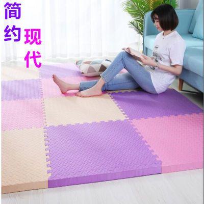 家用拼接泡沫地垫拼图地垫加厚防滑卧室地板垫榻榻米垫儿童爬爬垫