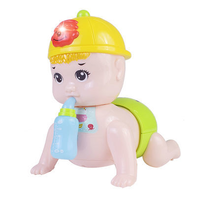 婴儿玩具宝宝0-1-2岁新生幼儿3-6-12个月男女孩有声会动益智早教