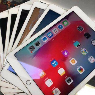 二手苹果平板电脑ipad23456代ipadmini12吃鸡游戏插卡wifi买1送3