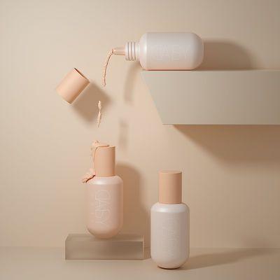 网红粉底液遮瑕保湿控油裸妆不易脱妆持久隔离BB霜正品补水美白
