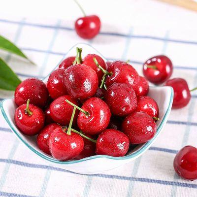 红灯孕妇水果樱桃速发樱桃包邮大樱桃新鲜国产车应当现货厘子季国