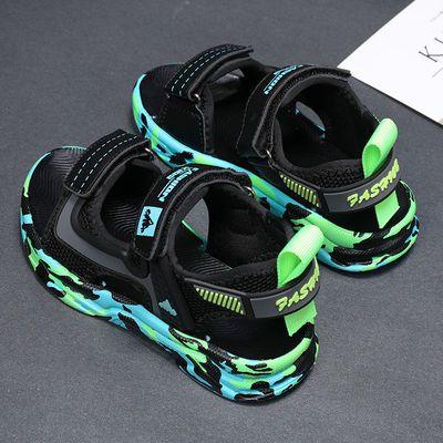 男童涼鞋防滑軟底2020新款兒童涼鞋男孩子涼鞋中大童鞋小孩子涼鞋
