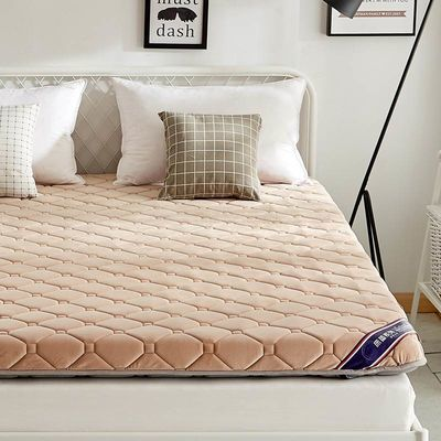 中空床垫大学宿舍褥子软垫海绵垫被垫子家用-.锟斤拷猫加厚米学生
