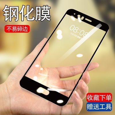 华为p10plus钢化膜全屏P10屏幕手机膜VTR-AL00无白边防摔保护贴膜
