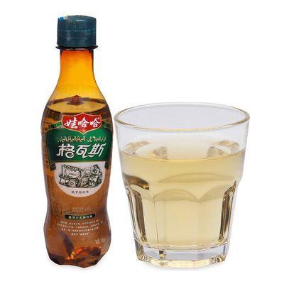 娃哈哈格瓦斯600ml*8瓶/330ml*15瓶麦芽汁发酵俄罗斯风味饮料整箱