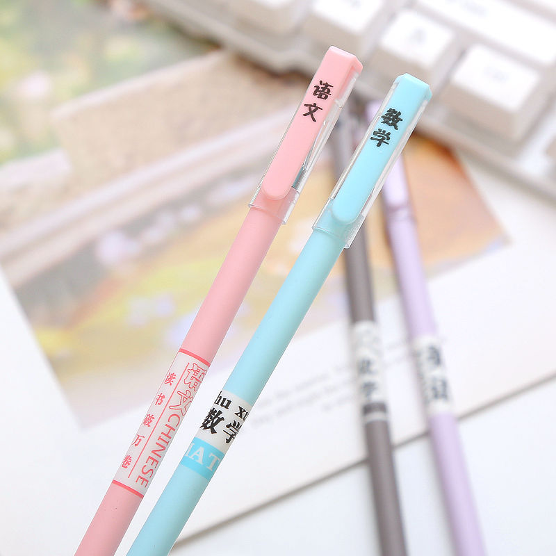 75651-创意小学生可擦笔蓝色三年级魔易擦笔全针管0.5mm热可擦中性笔-详情图