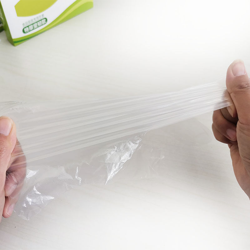 【48小时内发货】特厚抽取式一次性手套盒装透明食品级PE薄膜手套餐饮美容防水烧烤