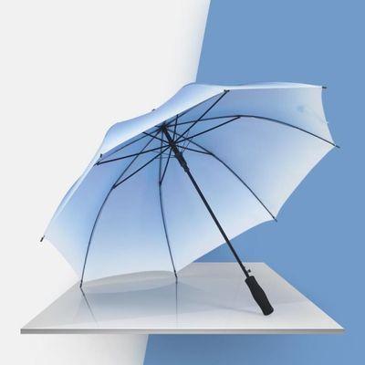 BP SUNNY渐变伞森系复古晴雨两用简约雨伞男女伞自动长柄太阳伞