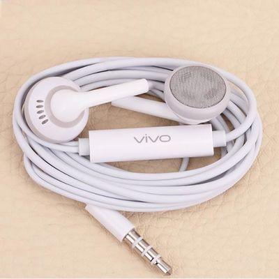 VIVO耳机原装正品X X7X6 V3X5 X5手机通用线控带麦入耳式